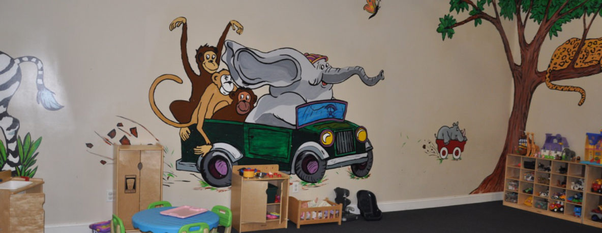 Nursery Playroom