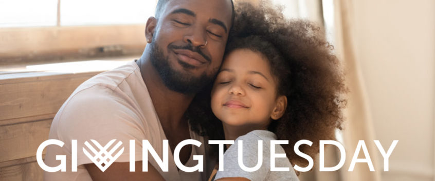 Donate a HUG this #GivingTuesday